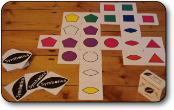 Symbotica game cards